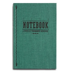 Tanner Goods: General Store, Linens Notebooks, Things, Products, Hands Sewn, Tanners