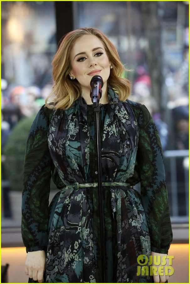 Adele Discusses Her Son Angelo & Her Music on 'Today' - Full Interview! | adele today show full interview 02 - Photo