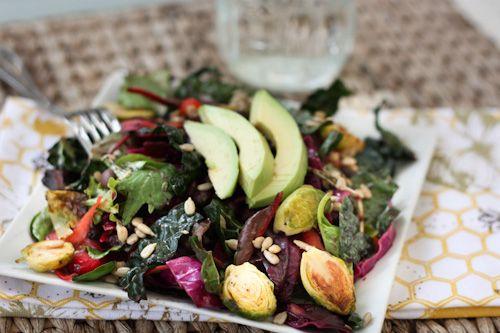 Detox Salad by eatingbirdfood #Salad #Detox
