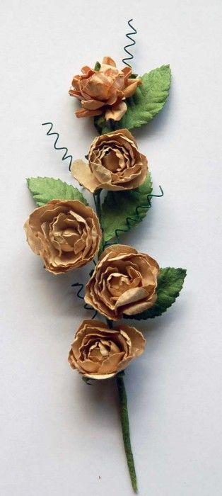 Kaisercraft Dt Flower Vine Crafts Flowers 3