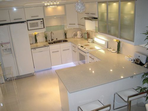 White Appliances. White Appliance KitchenWhite Cabinet ...