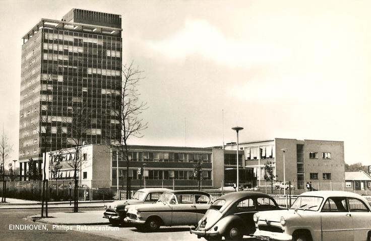 Philips rekencentrum en gebouw VH