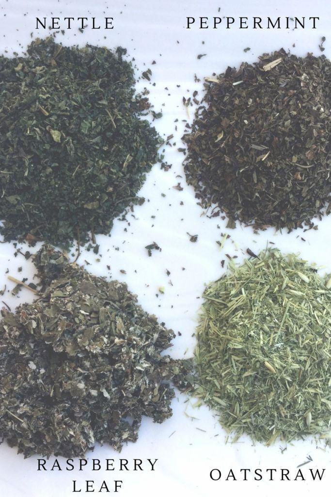 How to make a Super Infused Herbal Tea   DIY Multi Vitamin   Home Remedies   Herbal Remedies   My Healthy Homemade Life