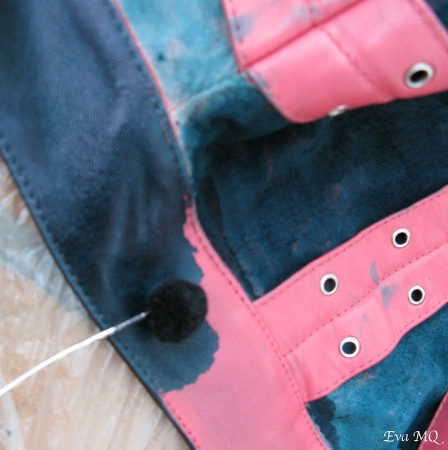 69814a67444d How to Dye a Suede and Leather Jacket