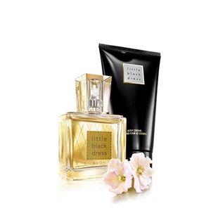 Little Black Dress parfüm és testápoló szett