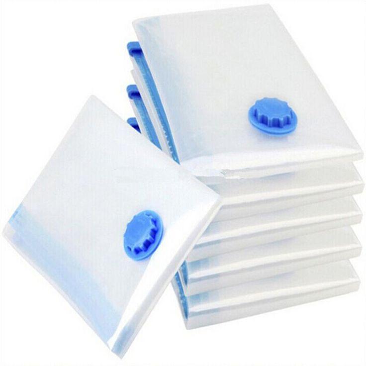 High Quality 1pc/lot 40*50/ 50*70/60*80/70*100/80*110 Vacuum storage bag /Vacuum compressed space bag