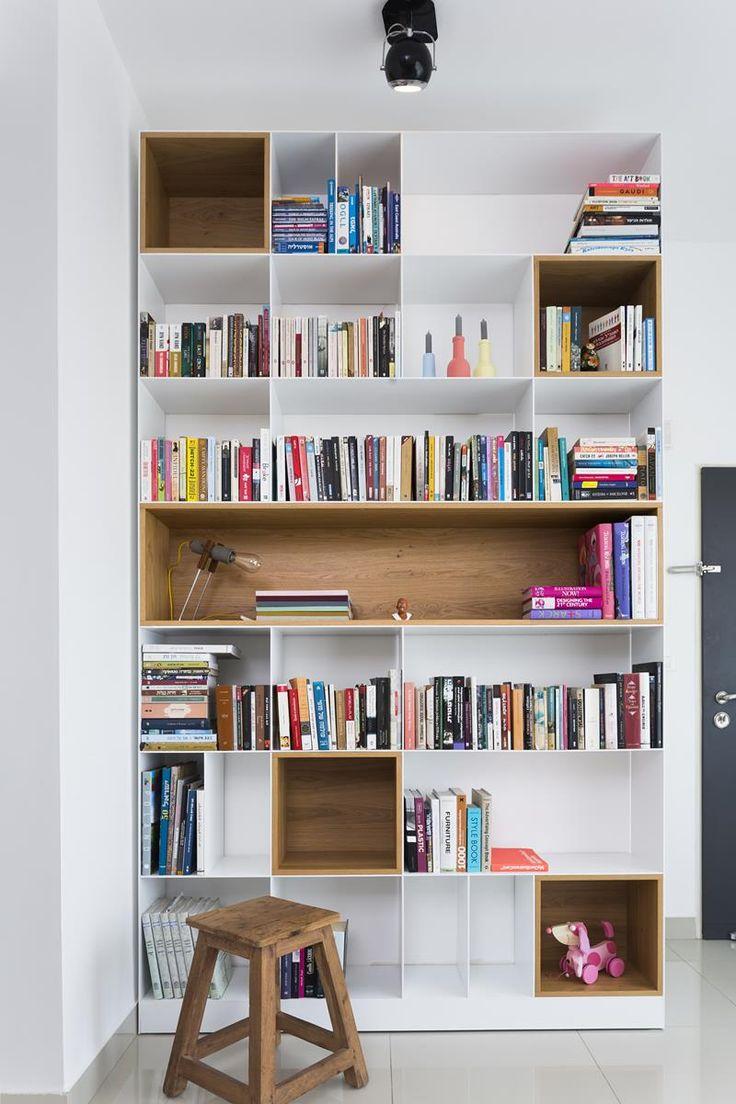 הריהוט שעשה את ההבדל: עיצוב דירה בגבעתיים בתקציב קטן | בניין ודיור