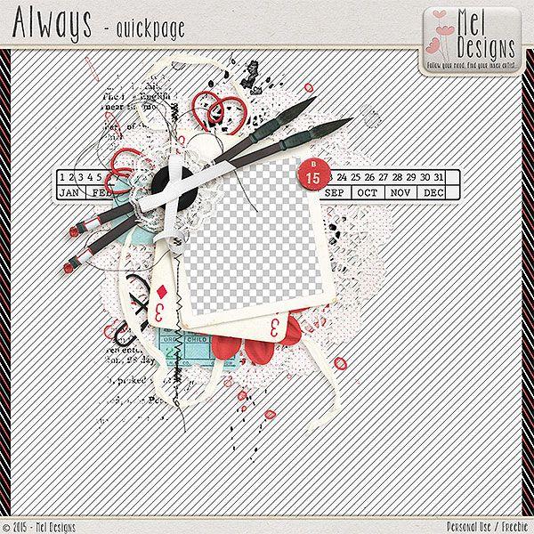 Always - quickpage