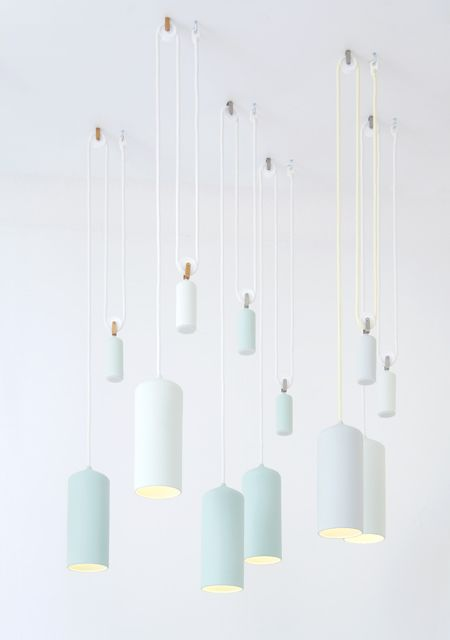 Studio WM - Porcelain Lamp, 2013