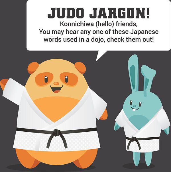 Judo Jargon