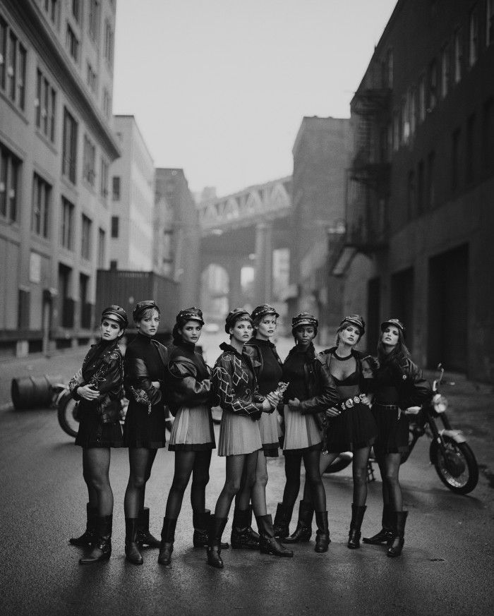 Lindbergh a Rotterdam con A Different Vision on Fashion Photography