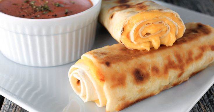Grilled cheese rolls - Everyday Dishes & DIY