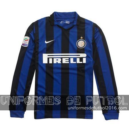 Jersey local para uniforme del ML Inter Milan 2015-16  | uniformes de futbol economicos