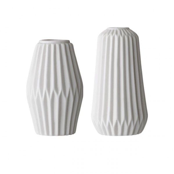 2 vases Origami Bloomingville - Deco Graphic