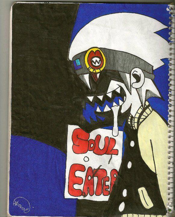 Soul Eater Evans Graffiti Style by Hikarol-chan on DeviantArt
