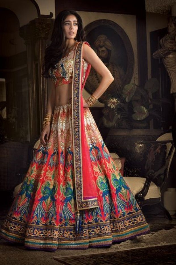indian wedding lehengas 2016