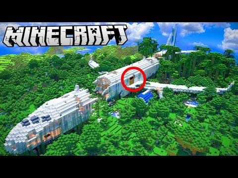 Giant HOUSE INSIDE A PLANE in Minecraft | Minecraft Stream  ||  In today's video Sub goes on an amazing holiday when suddenly the plane CRASHES! Sub has to survive in the wilderness... ► Follow me on Twitter! -- ► Get the OFFICIAL SubZeroExtabyte ROBLOX Shirt & Pants! Shirt: Pants: ► More videos: Roblox Adventures: Minecraft: Best of Sub: ► Channels: The Pals: Sketch: Alex: Denis: Corl: ► Music Credits: Kevin…
