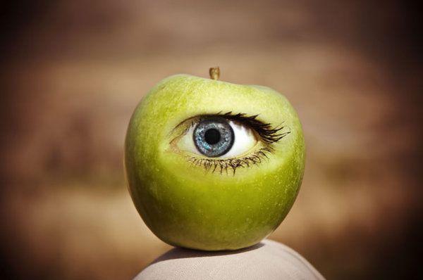 Apple of someone's eye
