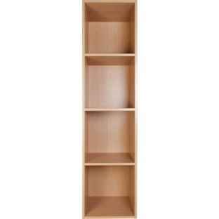 Buy Phoenix 4 Cube Storage Unit - Beech Effect at Argos.co.uk - Your Online Shop for Storage units.