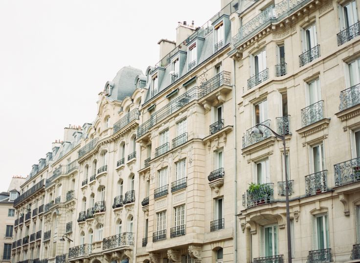 Architecture in Paris. Photography by Heidi Lau.