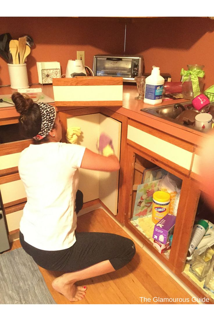 Diy Kitchen Cabinet Makeover Makeover Pinterest Diy