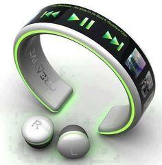 No more running with headphone cords! #Wireless #Running #Music