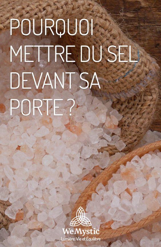 Bienfait du sel
