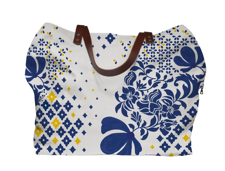 Weekend bag Marocco