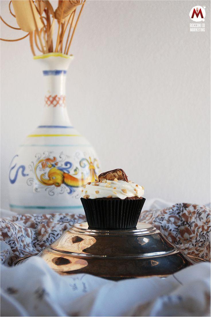Cupcake al cioccolato e mou