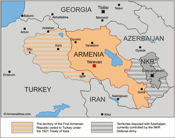 Best Historical Maps Of Armenia Images On Pinterest - Georgia map 1921