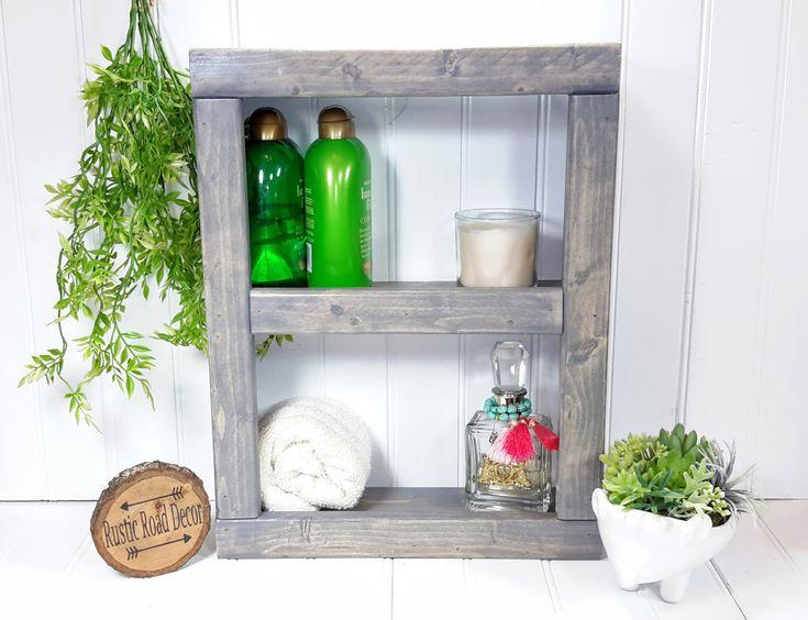 33 best Bathroom Storage images on Pinterest | Shelves ...