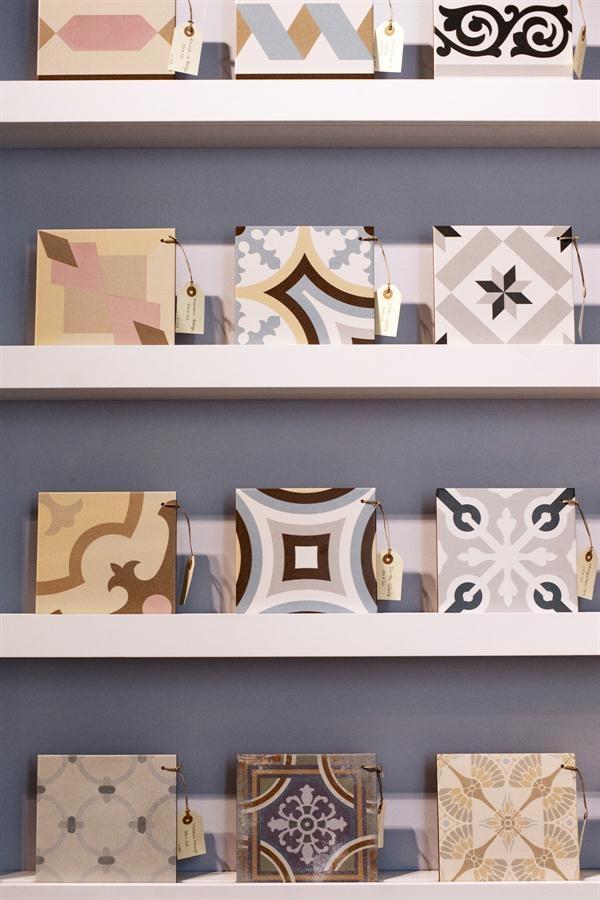 Vives Azulejos y Gres S.A.  Cevisama's #stand #tile #porcelain cevisama porcelain tiles - Google Search