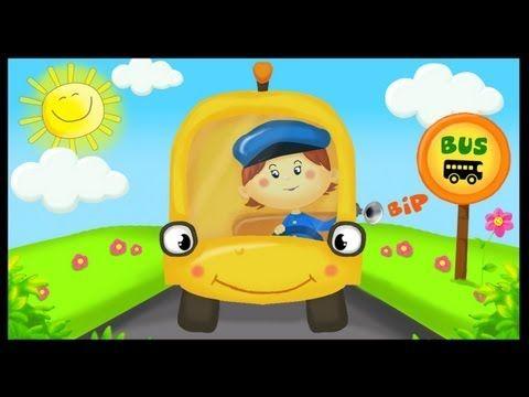 ▶ Les roues de l'autobus - YouTube
