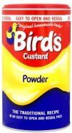 Bird's Custard Powder, 600g Canisters Pack of 2 * Special discounts just for this time only  : baking desserts recipes