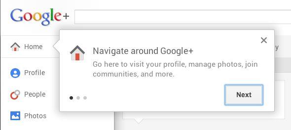 Walkthrough from Google Plus › PatternTap