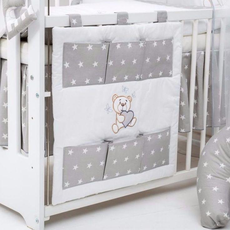 #Органайзер на кроватку #детская #интерьер #спальня #одеяло #комплектвкроватку #выписка #беременность #вожиданиичуда #скоромама #ямама #бомбон #babyroom #bedroom #child #спб #питер #осень#cottonchildren
