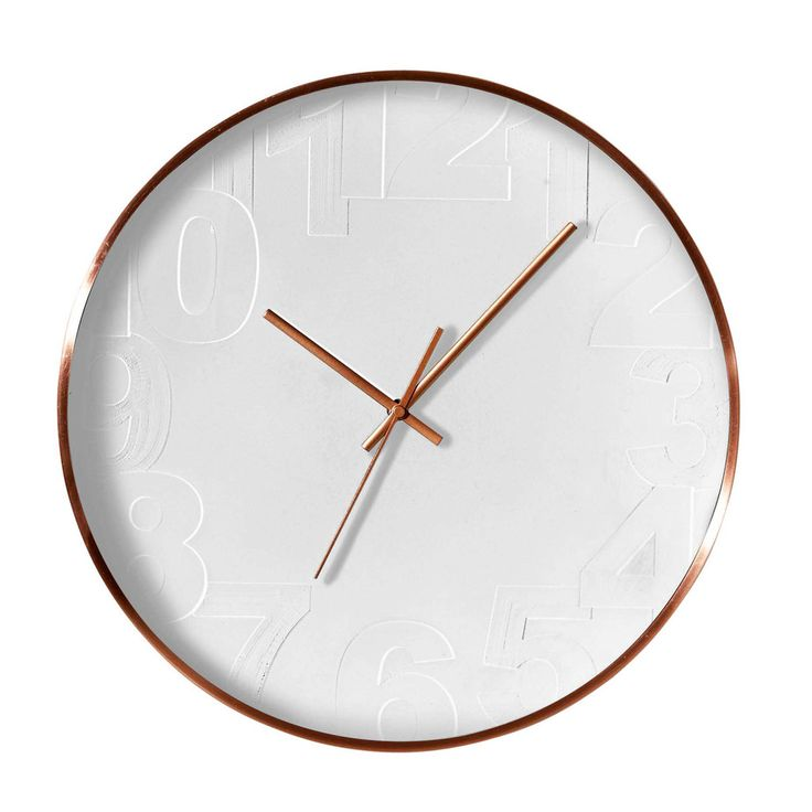 Balaclava Copper Clock – Jumbled