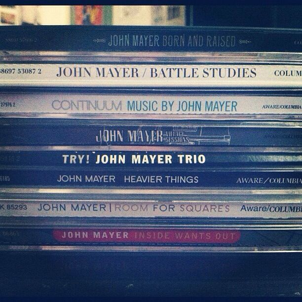 John Mayer, great singer songwriter