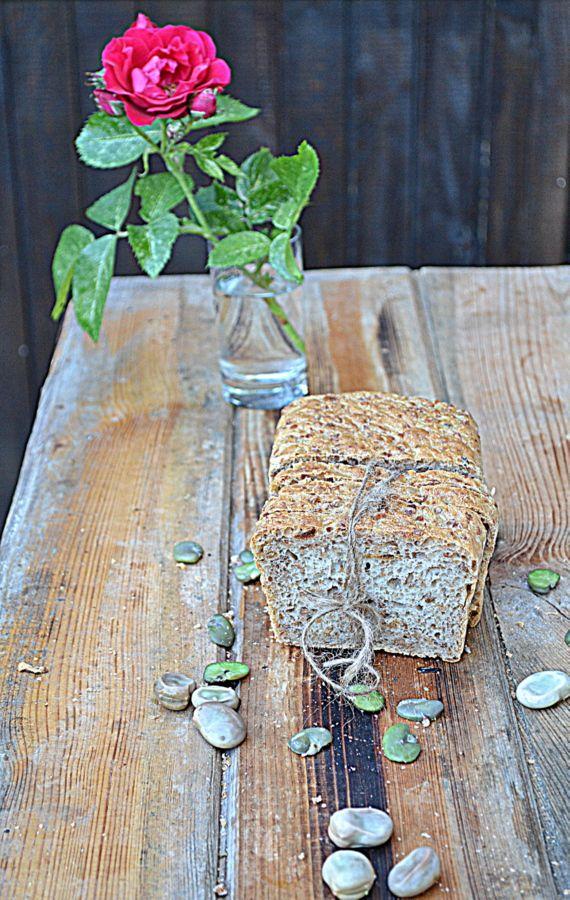 Chleb Ezechiela prawie biblijny