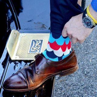 A Happy Socks tudja, hogy lehet feldobni egy unalmas szettet!