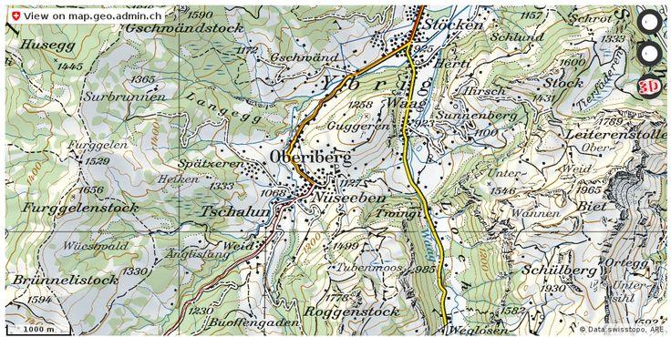 Oberiberg SZ Verkehr Stau Staumeldungen http://ift.tt/2HncU5o #geoportal #mapOfSwitzerland