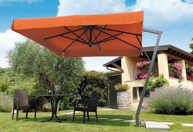 Le Parasol De Jardin Notre Meilleur Allie Sous Le Soleil Decorations Pour La Maison Parasol Parasols Jardins