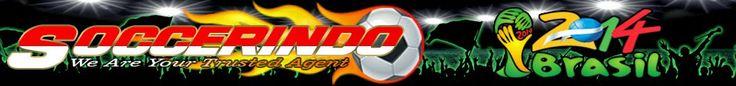 SOCCERINDO Agen Bola Online World CUP 2014 | Fransloverz