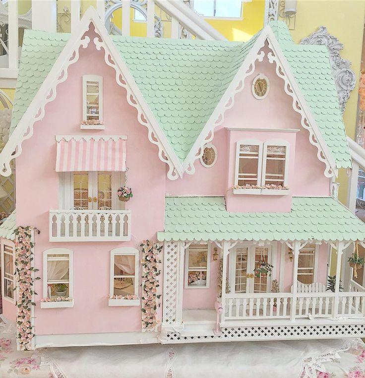 1000+ Ideas About Dollhouse Miniatures On Pinterest