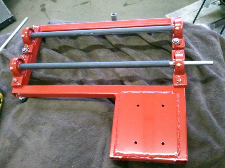 How i built my own rotary tumbler - AR15.COM
