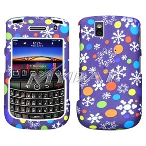 Insten Lizzo/ Flake Phone Case Cover for Blackberry 9630 Tour/ 9650 Bold #1128575