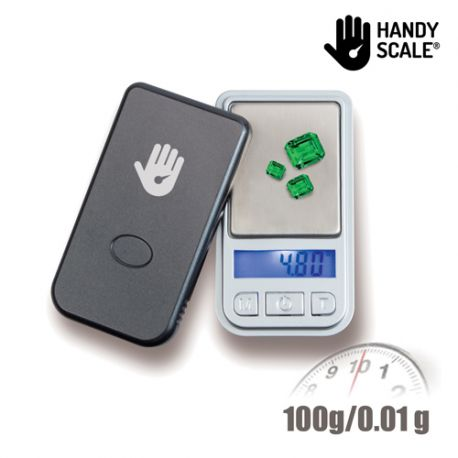 Báscula Digital de Bolsillo Handy Scale - 722