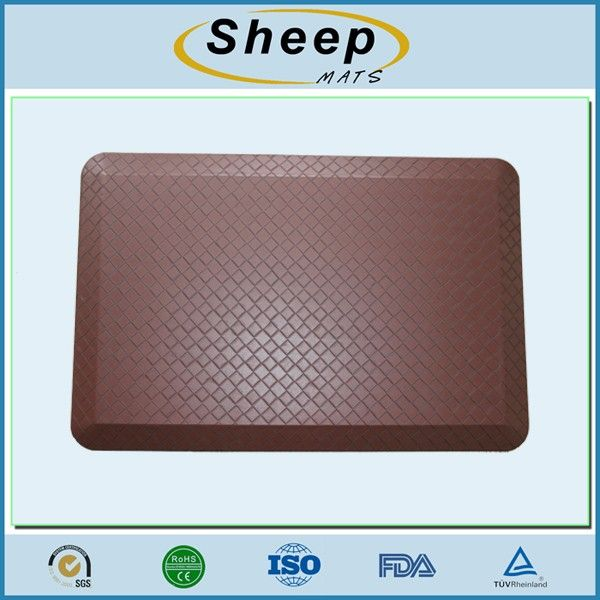 Hot Sale Anti Fatigue Mats For Standing Desk,kitchen Anti Fatigue Mats Are  Durable, Easy To Clean .