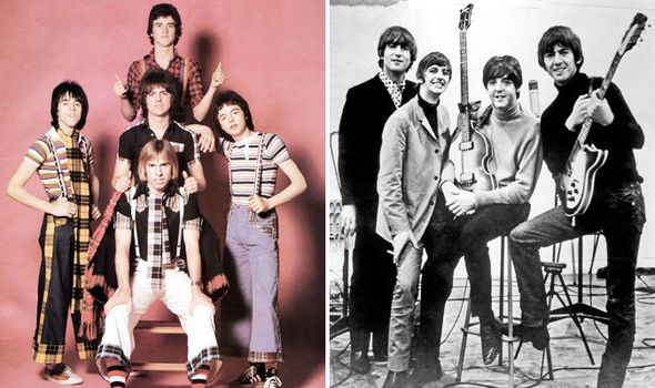 EXCLUSIVE: Bay City Rollers on run-ins with The Beatles new music & if Derek will return