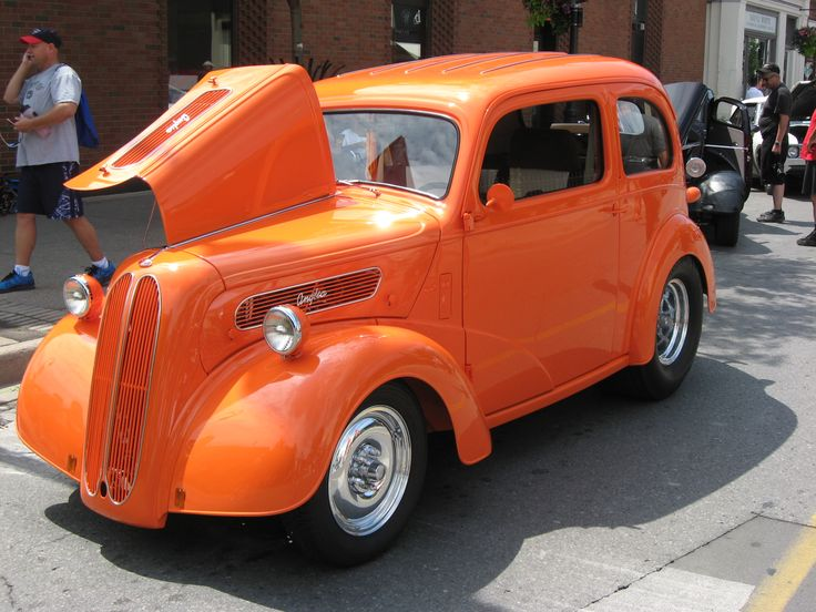 1951 Ford Anglia (British)..Re-pin...Brought to you by #HouseofInsurance for #CarInsurance #EugeneOregon.
